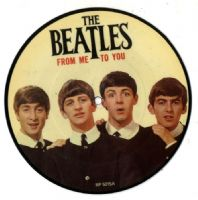 Beatles,The - From Me To You/Thank You Girl (RP 5015) Picture Disc